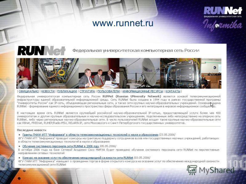 www.runnet.ru