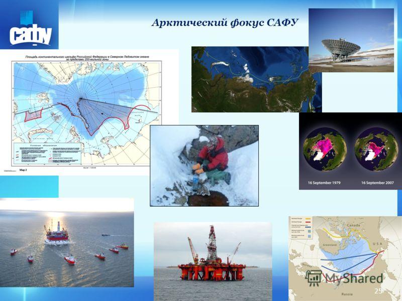 Арктический фокус САФУ 25