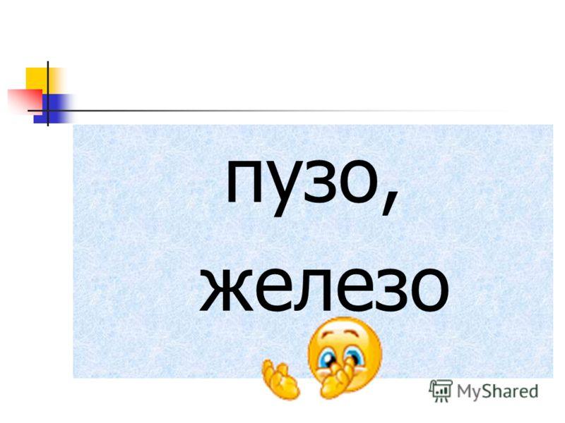 В русском языке всего 2 слова, оканчивающихся на зо. Назовите их.