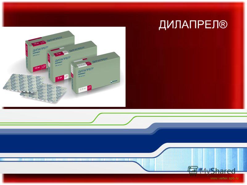 www.vertex.spb.ru ДИЛАПРЕЛ®