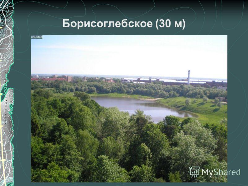 Борисоглебское (30 м)