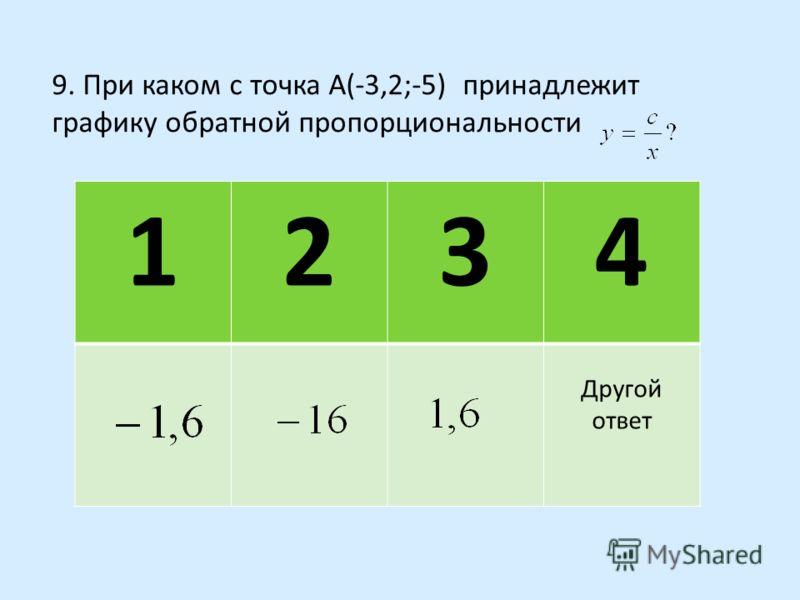 8. Упростите выражение 1234 Другой ответ