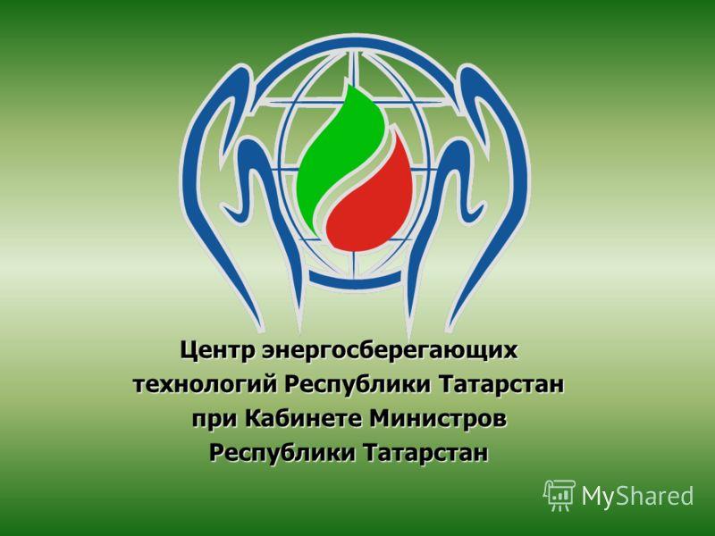 Центр энергосберегающих технологий Республики Татарстан при Кабинете Министров Республики Татарстан
