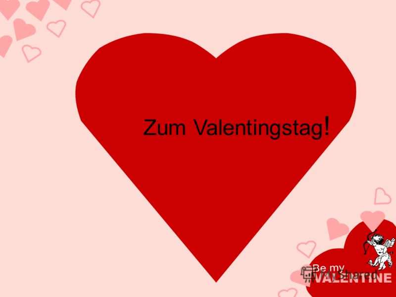 Zum Valentingstag !