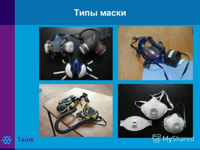 Типы маски