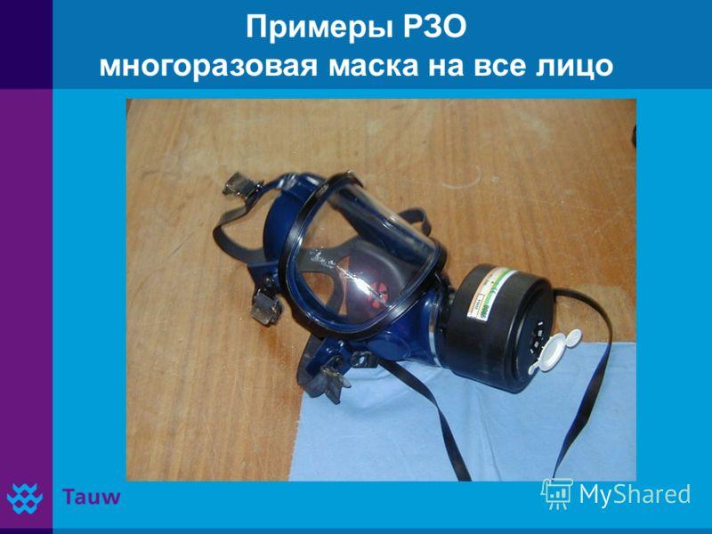 Примеры РЗО многоразовая маска на все лицо