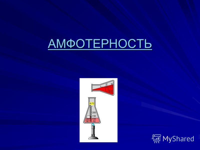 Генетическая связь между основными классами неорганических соединений Металл Переходный элемент Неметалл Сложные вещества Основание Амфотерный гидроксид Кислота Основной оксид (оксид металла со ст. окисления +1,+2) Амфотерный оксид (оксид переходного