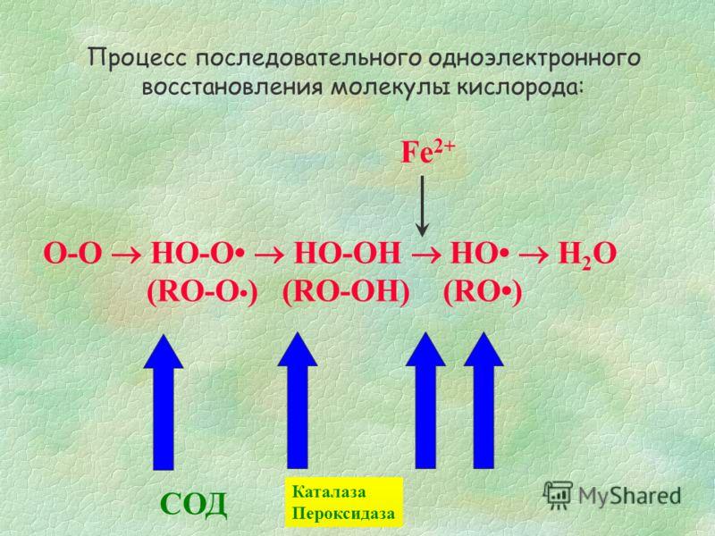 Измерение активности СОД Генерацию радикалов осуществляют: -физически (например, радиолиз, электролиз); -химически (например, распад пероксида и автоокисление); -биохимически (например, энзиматически с помощью КсО). Индикацию О 2 * - можно проводить