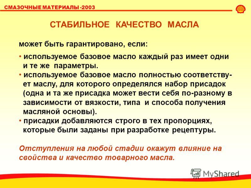 СМАЗОЧНЫЕ МАТЕРИАЛЫ -2003 СДЕЛАТЬ МАСЛО? ЛЕГКО! И-20 Масло Присадка Superoil SAE 0W-60