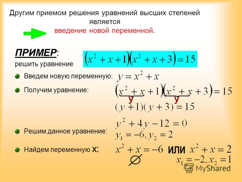 371. Соотнесите график с формулой.