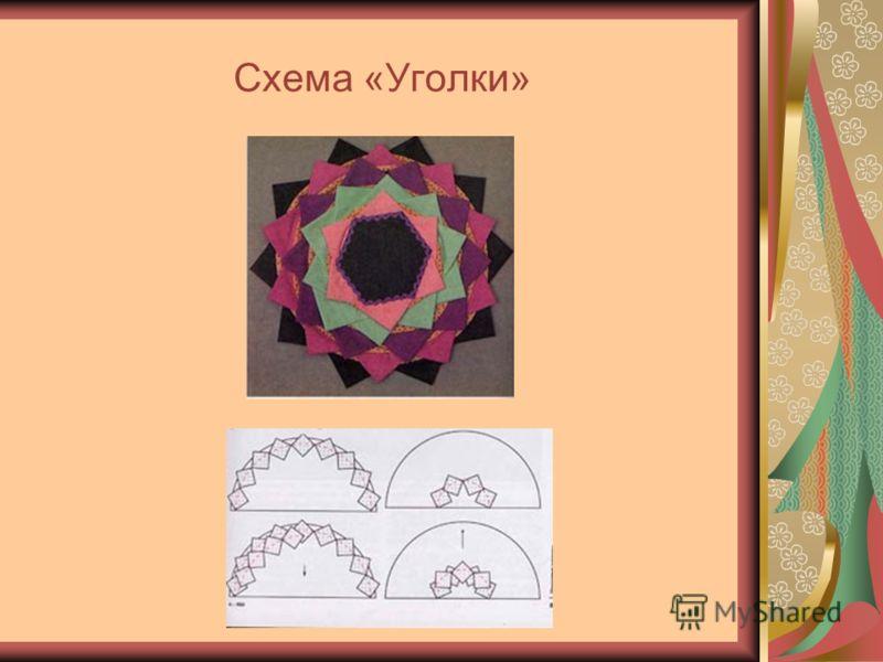 Схема «Уголки»