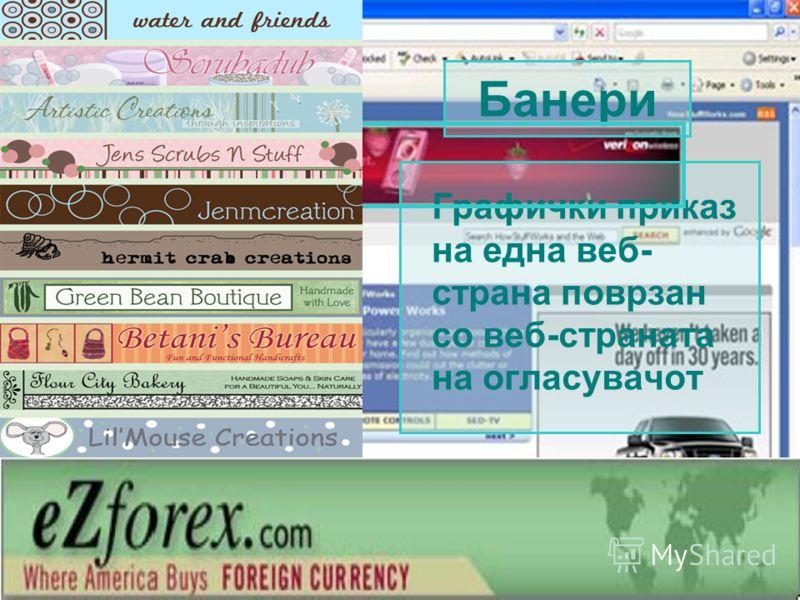 Имплементирање на веб-страница Компјутеризирање на фирмата Виртуелни услуги за хостирање Поедноставена електронска трговија