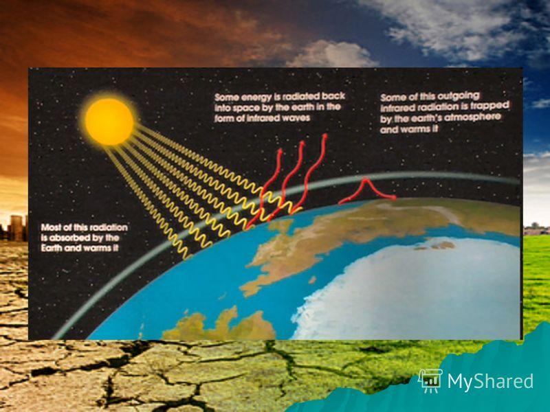 Во последните 100 години стакленичките гасови се емитираа во атмосферата побрзо од колку што природните процеси можеа да ги отстранат. Дополнително, емитирани се нови синтетички гасови како што се хлорофлуоројаглероди и халони (CFC) и утврдено е дека