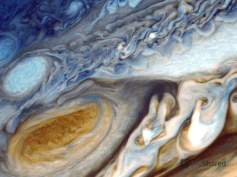 Кольца у Юпитера Кольца Юпитера Расстояние Ширина Масса Кольцо (км) (км) (кг) --------- -------- ----- ------ Гало 100000 22800 ? Основное 122800 6400 1e13 Внутреннее 129200 214200 ? оно же