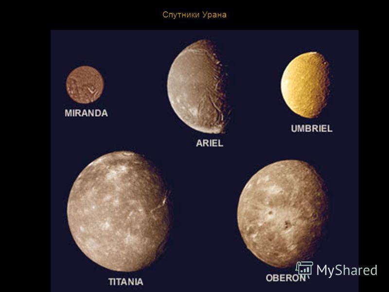 Уран и его спутники
