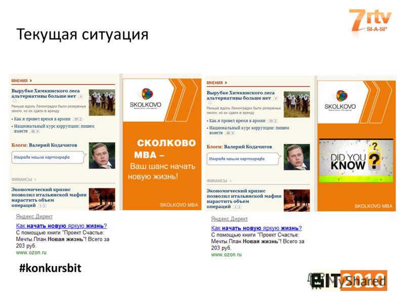 Текущая ситуация #konkursbit