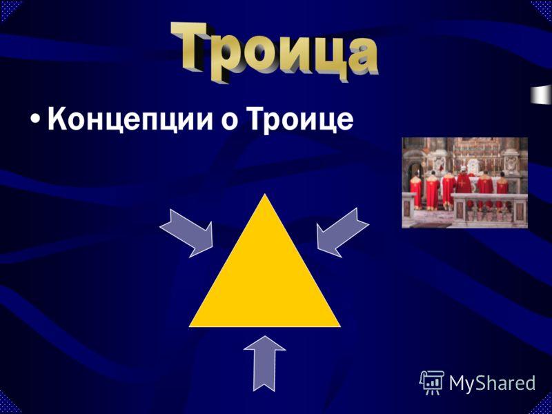 Концепции о Троице