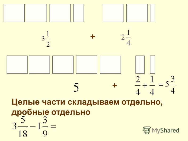 Чтобы найти общий знаменатель надо один из знаменателей умножать на 2, 3, 4, и т.д., пока не получим число, которое делится на второй знаменатель