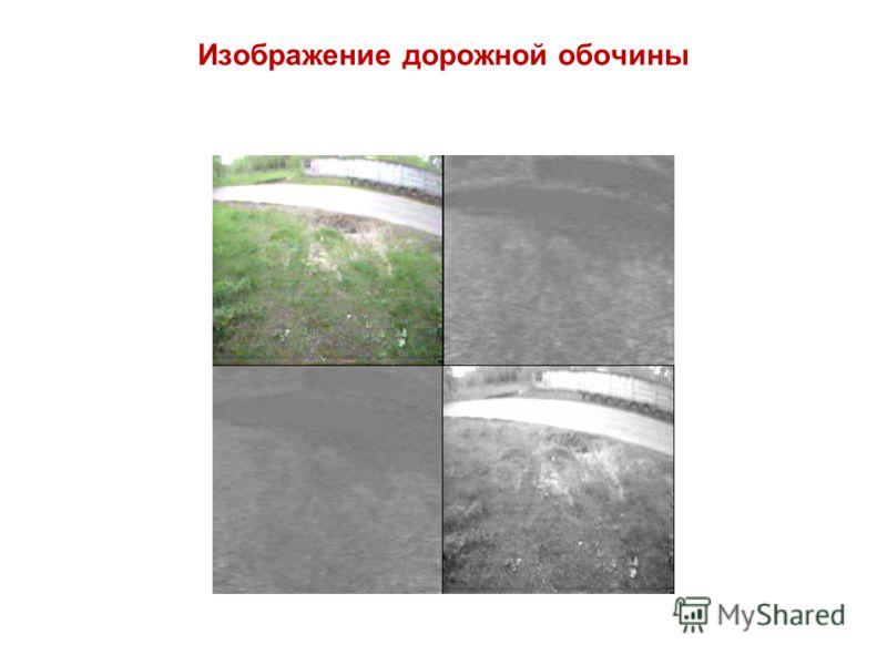 Изображение дорожной обочины