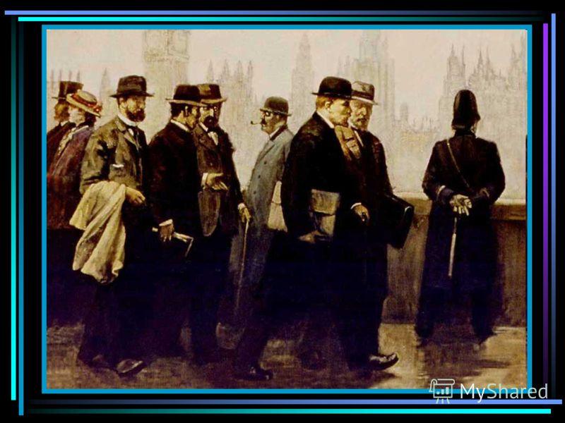 1903 год – Второй съезд РСДРП в Лондоне. Раскол партии на большевиков (Ленин) и меньшевиков (Г.В. Плеханов и Ю.О. Мартов)