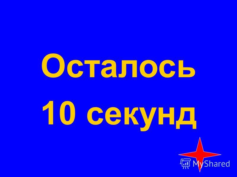 Задачи и уравнения 10 Арбуз стоит 10 рублей и еще пол-арбуза. Сколько стоит арбуз? 20 рублей Осталось 10 секунд