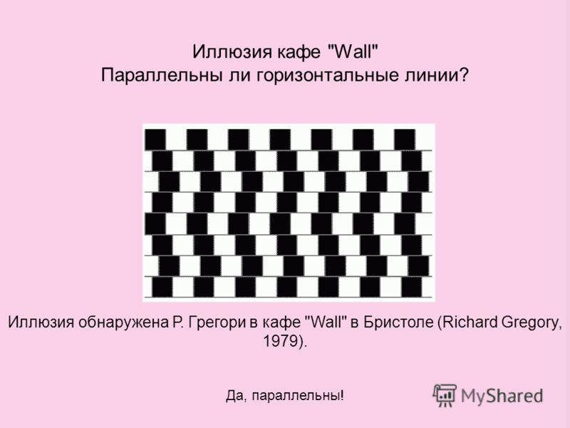 Эти оптико-геометрические иллюзии заключаются в кажущемся искажении метрических соотношений между фрагментами изображений. Иллюзия Геринга (иллюзия веера) Иллюзия У. Эренштейна (1921) Квадрат кажется искаженным.