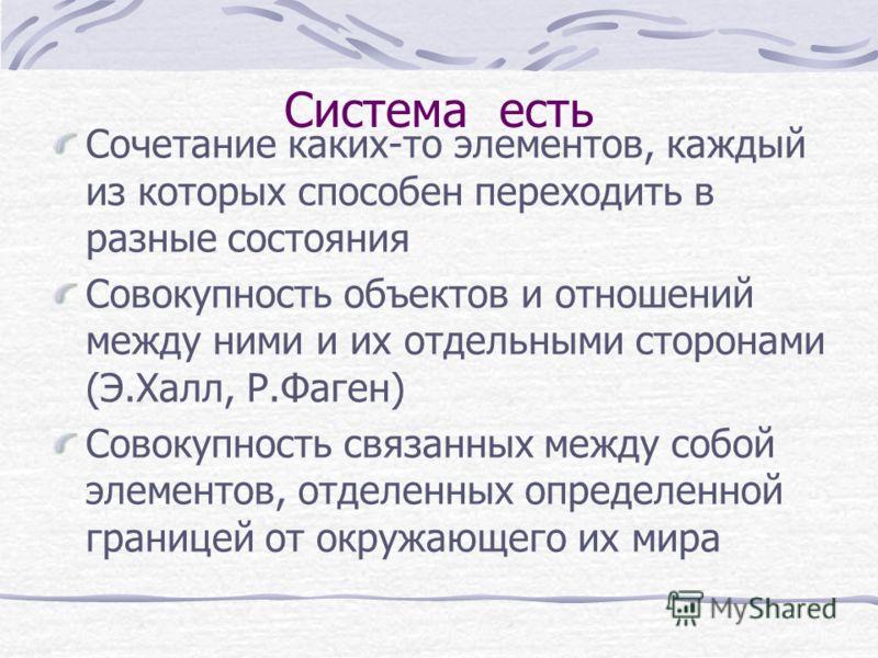 1.1. Определение и виды социальных систем Труд Норберта Винера (1894-1964) «Кибернетика» (1948) – заложил базу новой науки Кибернетические системы –множество взаимносвязанных элементов, способных воспринимать, запоминать, перерабатывать информацию и