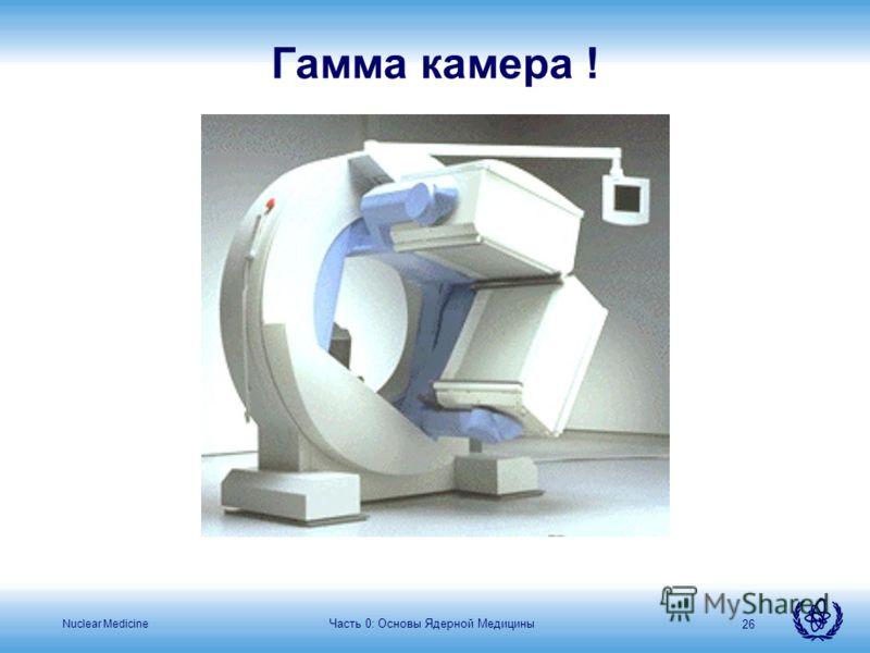 Nuclear Medicine 26 Гамма камера ! Часть 0: Основы Ядерной Медицины
