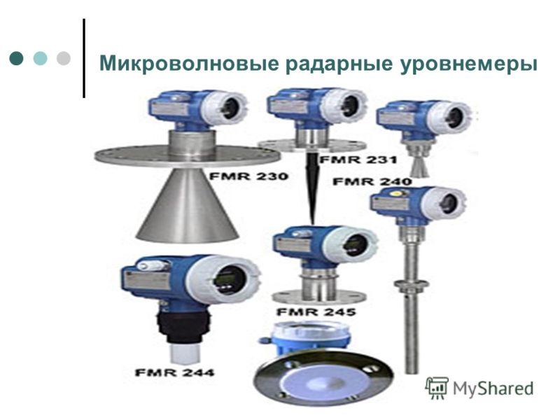 Гаврилов А.В. НГТУ, кафедра АППМ 39 Микроволновые радарные уровнемеры