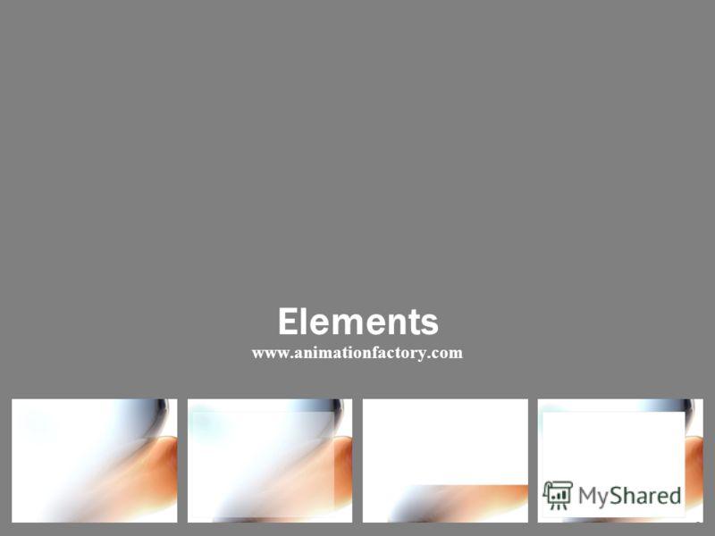 Elements www.animationfactory.com 35