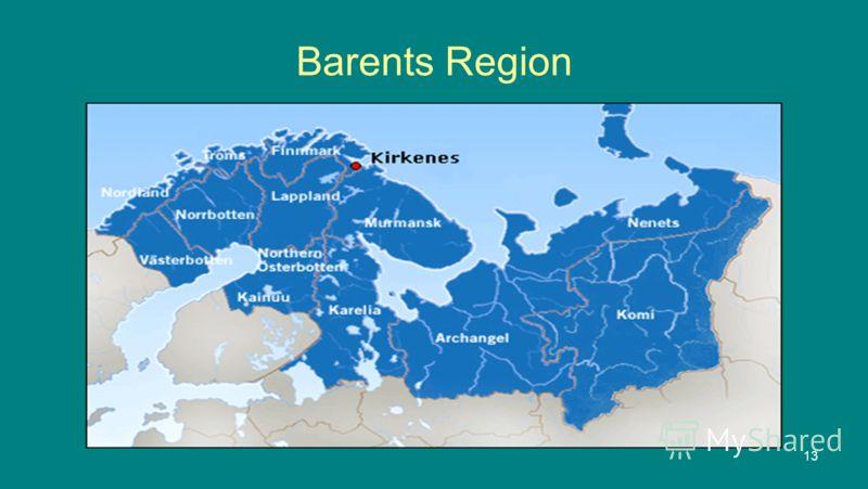 13 Barents Region