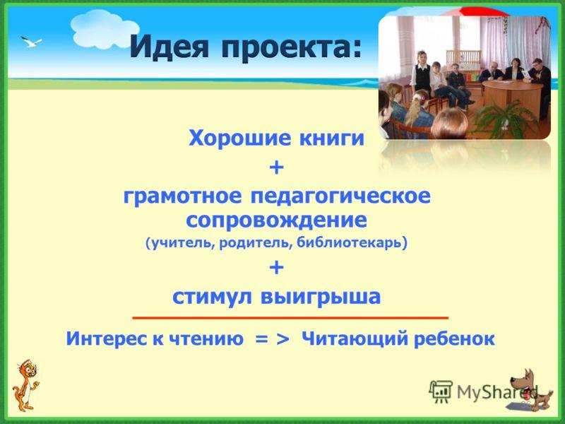 Хорошие книги + грамотное педагогическое сопровождение ( учитель, родитель, библиотекарь) + стимул выигрыша Интерес к чтению = > Читающий ребенок 36