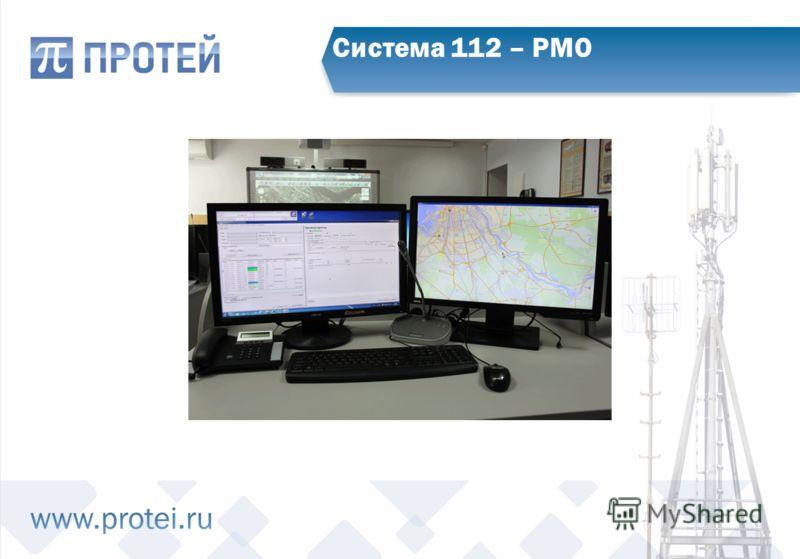 Система 112 – РМО