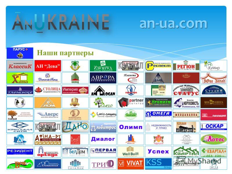 Наши партнеры an-ua.com
