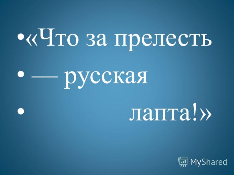 «Что за прелесть русская лапта!»