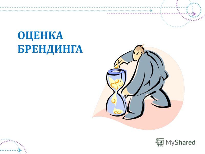ОЦЕНКА БРЕНДИНГА