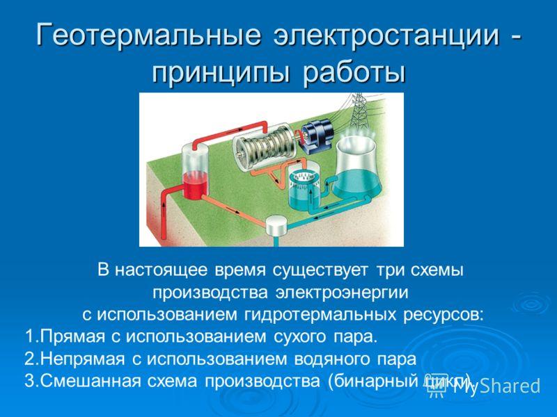 Геотермальная электростанция своими руками 23