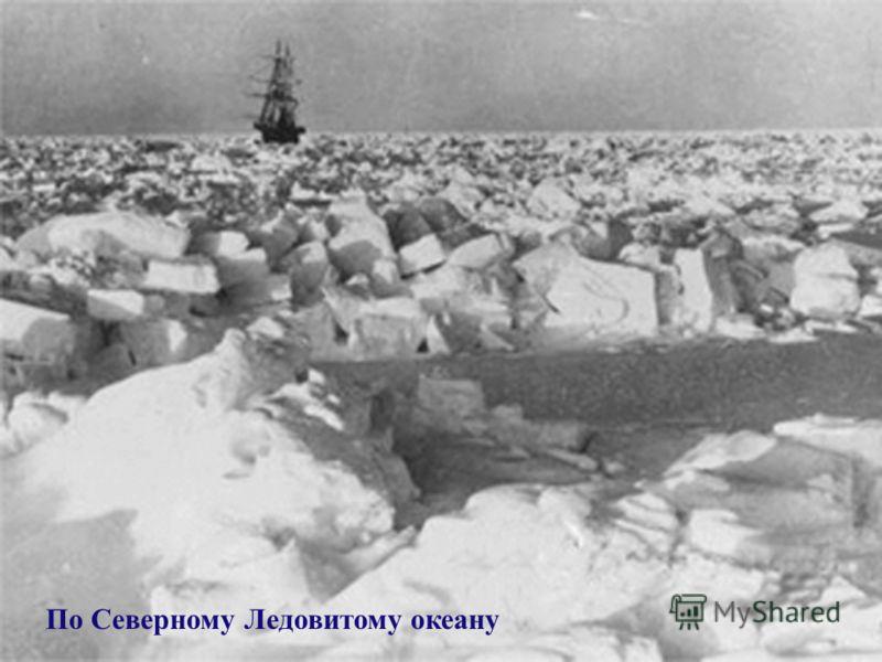 По Северному Ледовитому океану Северный Ледовитый океан