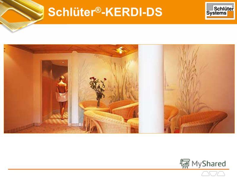 Schlüter ® -KERDI-DS