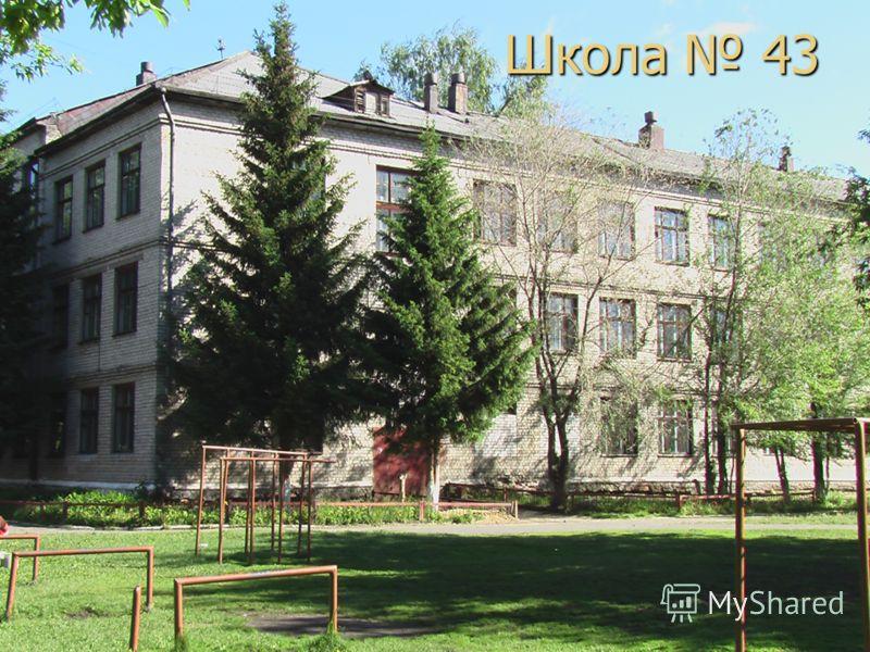 Школа 43 Школа 43