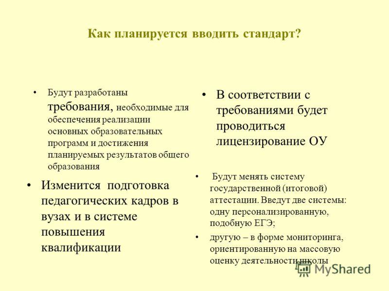 Функции стандарта второго поколения связаны с новыми приоритетами образования формирование российской (гражданской) идентичности гуманизация образования и всей школьной деятельности обеспечение сочетаемости российской и передовых зарубежных систем об