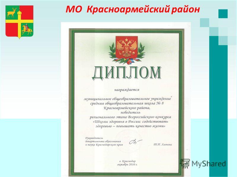 МО Красноармейский район