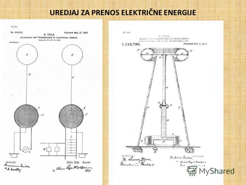 Electrični kontroler strujnog kola Rotor turbine
