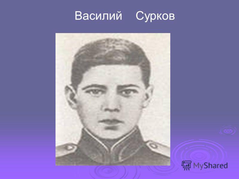 Василий Сурков