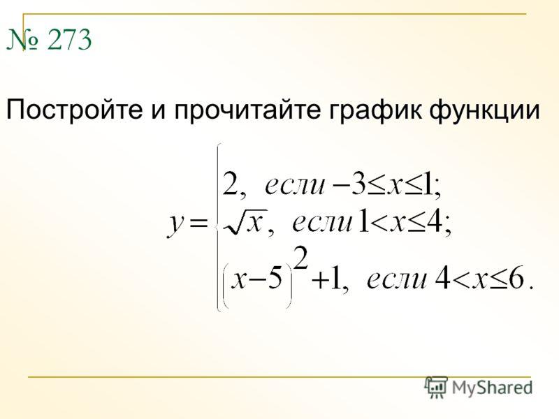 Определение 1. Функция у = f (х) называют возрастающей на промежутке Х, если из неравенства х 1 < х 2, где х 1 и х 2 – любые две точки промежутка Х, следует неравенство f (х 1 ) < f (х 2 ). Определение 2. Функция у = f (х) называют убывающей на проме
