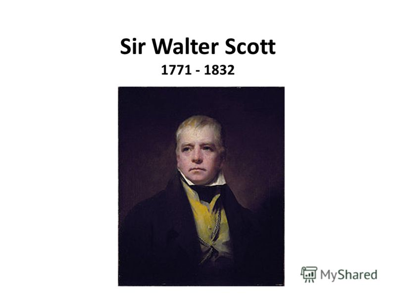 essay romance sir walter scott Poet, novelist, and biographer, son of walter scott where he ed the old romance, sir tristrem introductory essay to the border antiquities of england and.