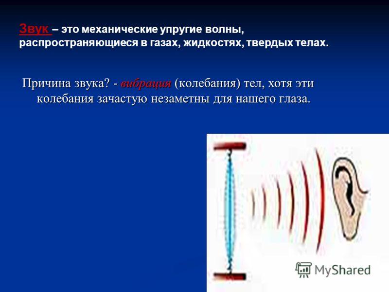 тема : ЗВУК (природоведение ) Человек живет в мире звуков. Звук – это то, что слышит ухо. Мы слышим голоса людей, пение птиц, звуки музыкальных инструментов, шум леса, гром во время грозы. Что такое звук? Как он возникает? Чем одни звуки отличаются о