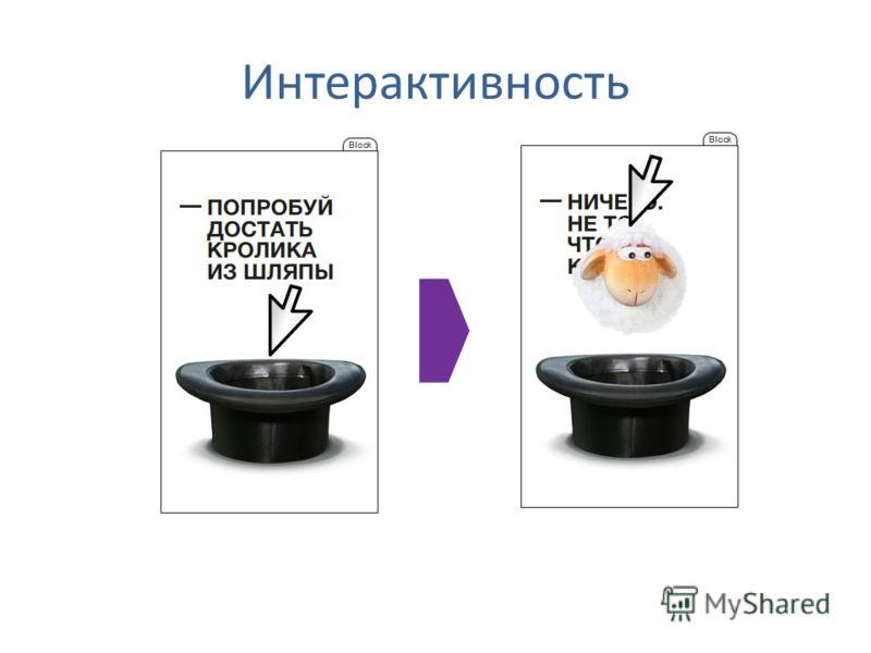 Интерактивность