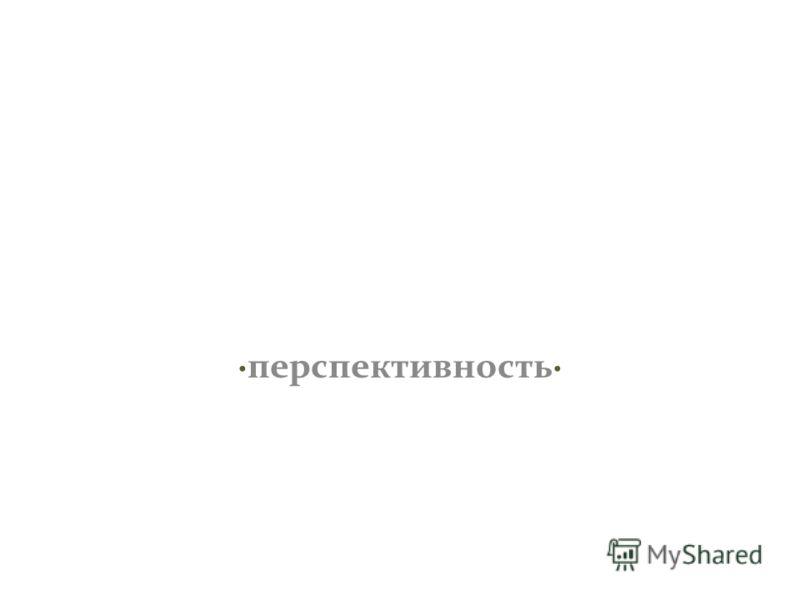 перспективность · перспективность ·