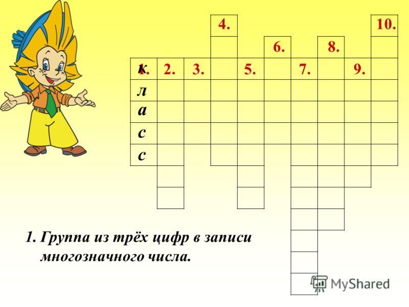 Определи, на каком из чертежей верно отмечена точка А(6): 0 1 х А А А Подумай!Верно!